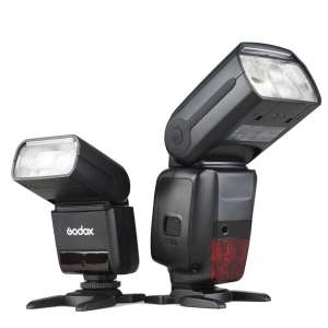 Godox TT350 speedlite for Fuji