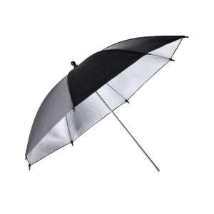 Godox UB-002 Black and Silver Umbrella (101cm)