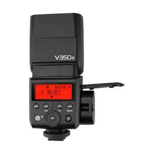 Godox Ving V350O speedlite for Olympus