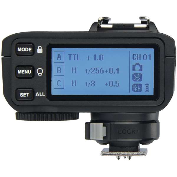 Godox transmitter X2T TTL Fuji X