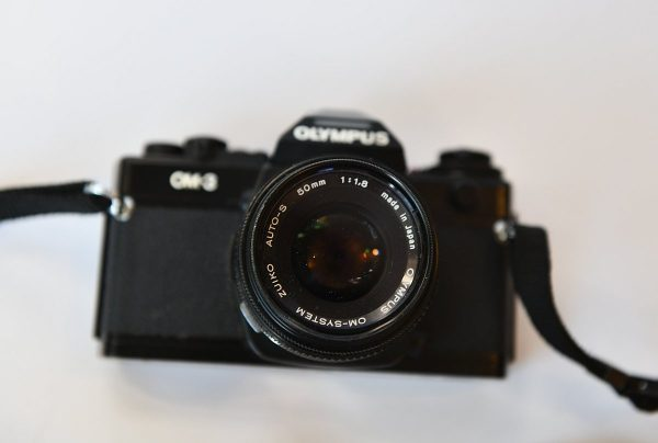 ⚙ Olympus OM-3 + 50mm F1.8
