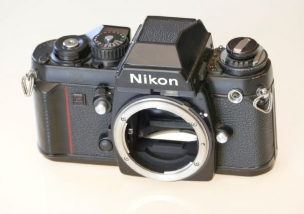 ⚙ Nikon F3