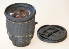 ⚙ Sigma 28mm F1.8D EX DG Macro Nikon AF