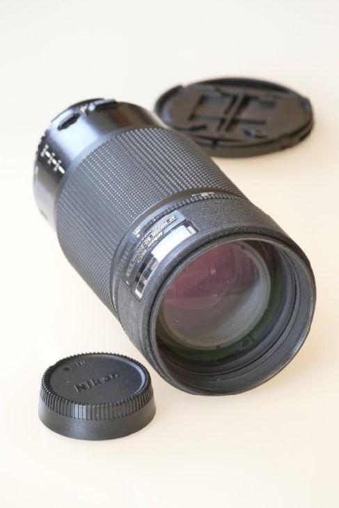 ⚙ Nikon NIKKOR ED AF 80-200mm F2.8