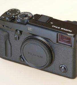 ⚙ Fujifilm X-Pro2 + Fujifilm Leather case BLC-XPRO2