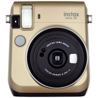 Fujifilm Instax Mini 70 Gold