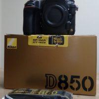 ⚙ Nikon D850