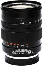 Μεταχειρισμένος Φακός Mitakon Zhongyi 50mm f/0.95 Lens for Sony E-Mount – New Price!