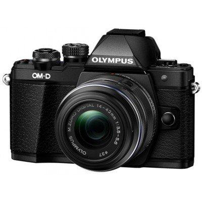 Olympus OM-D E-M10 Mark II Black + 14-42mm  II R