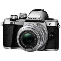 Olympus OM-D E-M10 Mark II Silver + 14-42mm II R