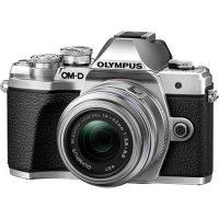 Olympus OM-D E-M10 Mark III Silver + 14-42mm II R