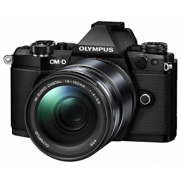 Olympus OM-D E-M5 Mark II + 14-150mm Kit Black 5 ΧΡΟΝΙΑ ΕΓΓΥΗΣΗ