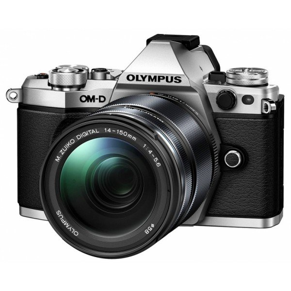 Olympus OM-D E-M5 Mark II + 14-150mm Kit Silver 5 ΧΡΟΝΙΑ ΕΓΓΥΗΣΗ