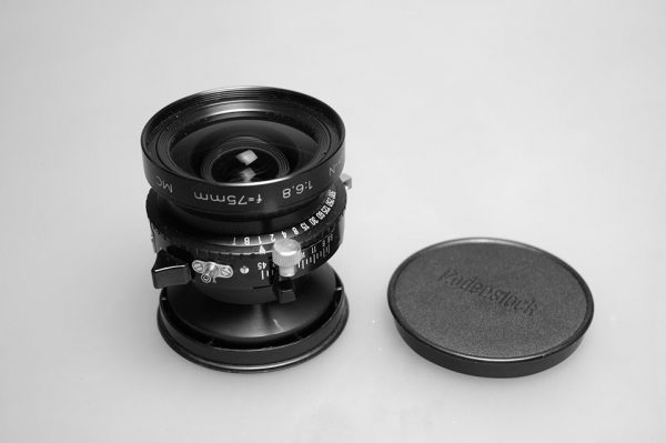 ⚙ Sinar P2 + Rodenstock Grandagon-N 75mm 6.8 MC + Rodenstock Sironar N 150mm F5.6 MC