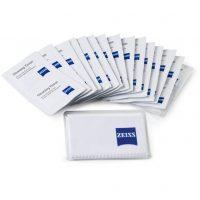 Zeiss υγροποιημένα καθαριστικά μαντηλάκια (20)